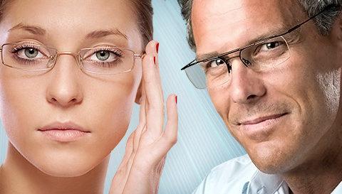 Akce na podzim 1+1 brýlová čočka zdarma